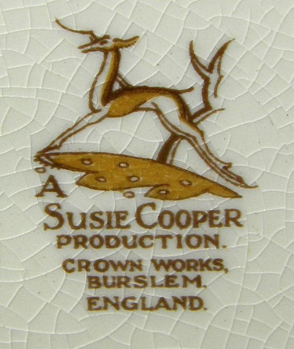 History of the Susie Cooper Pottery